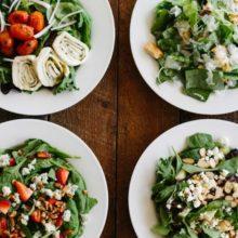 Pizzelii Salad Medley